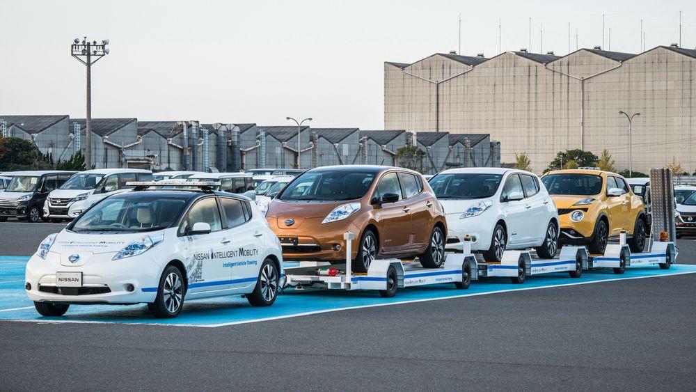 Elbiler som Nissan Leaf gir en reell reduksjon i CO2-utslipp fra biltrafikk.