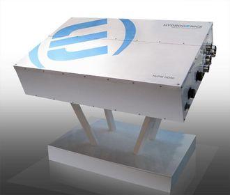 HyPM-HD90 skal brukes i Askos Scania-biler som bygges om til hydrogendrift.