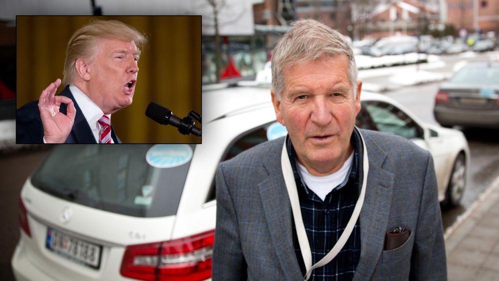Øystein Noreng er ikke overrasket over at president Donal Trump trekker USA ut av Parisavtalen. Han tror heller ikke det er en dum beslutning, spesielt sett fra et amerikansk ståsted.