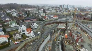 Denne uken kom kinesiske entreprenører til Norge for å konkurrere om å bygge Ferjefri E39