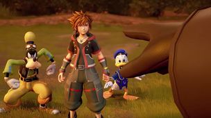 Se den nye Kingdom Hearts III-traileren