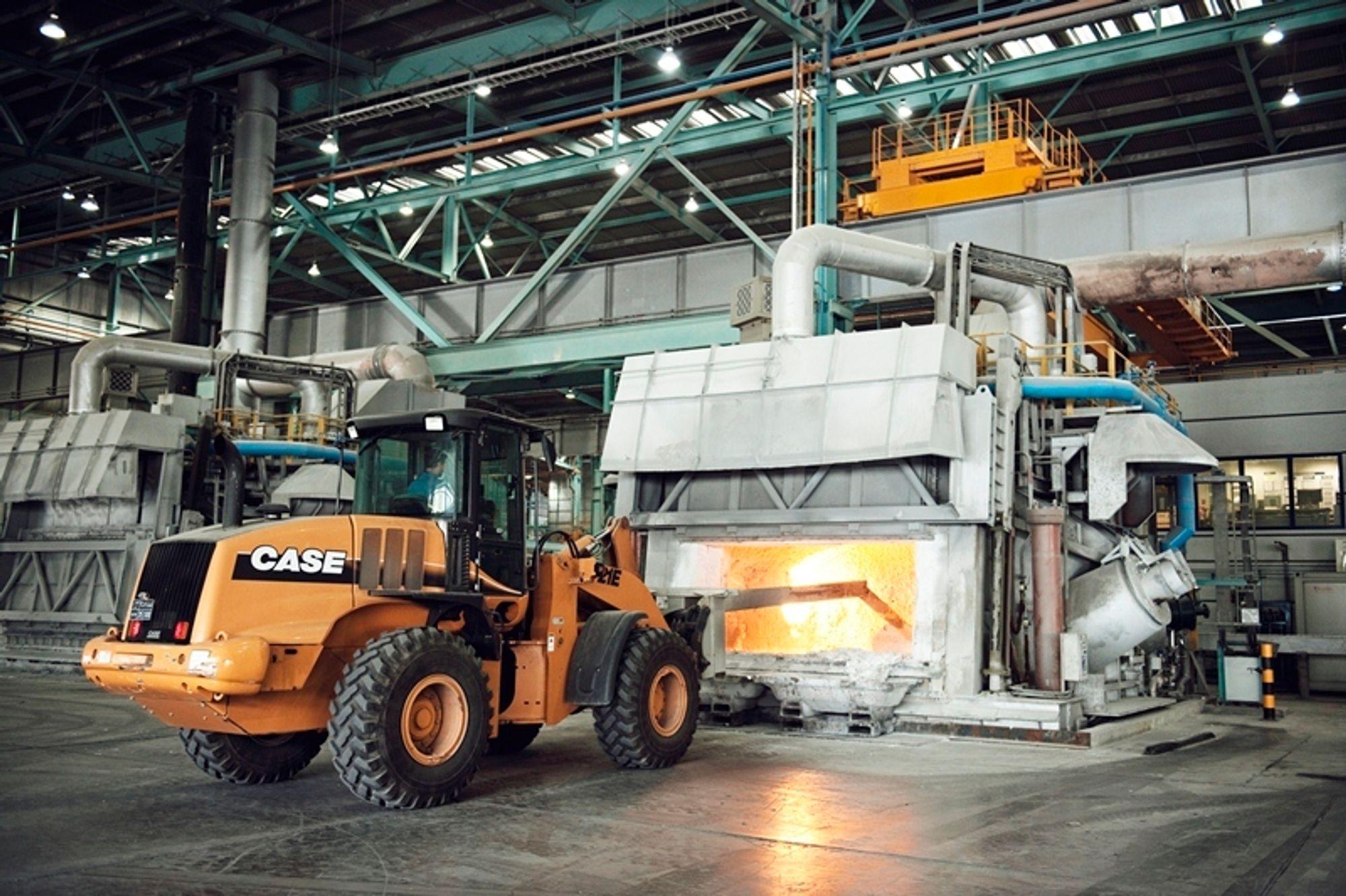 Qatalum har elektrolysekapasitet på 610.000 tonn i året.