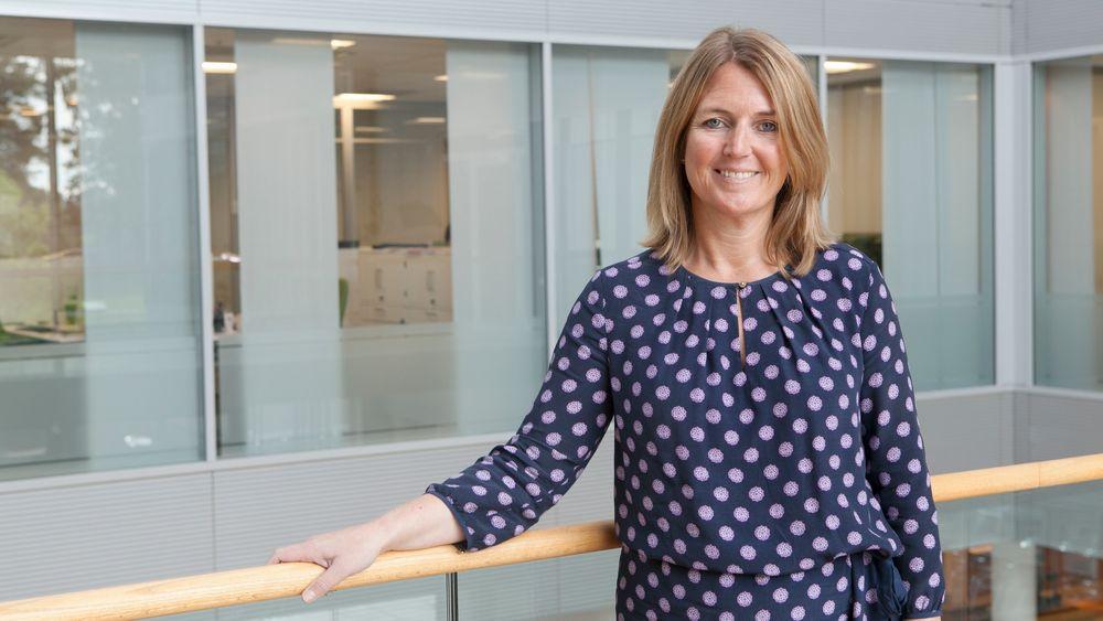 Grete Aspelund jobber aktivt for å få kvinnene i Sweco til å søke på lederstillinger på lik linje med selskapets mannlige ansatte.