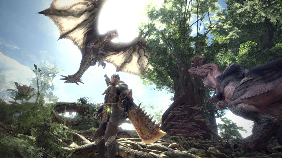 Monster Hunter: World sliter på Xbox One