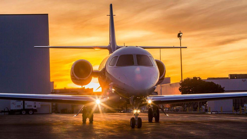 Et slikt Cessna Citation Latitude skal fra 1. juli 2019 være stasjonert på Gardermoen som ambulansefly.