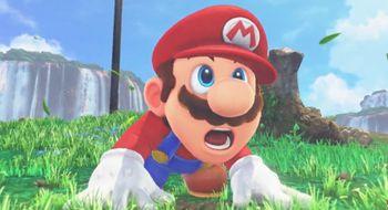 Se den nye fargesprakende Super Mario Odyssey-traileren