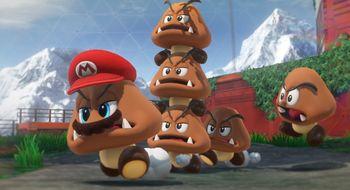 Slik blir det å spille Super Mario Odyssey