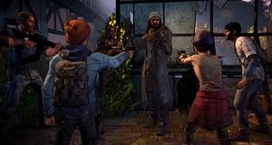 Anmeldelse: The Walking Dead: A New Frontier
