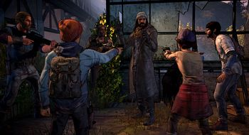 Test: The Walking Dead: A New Frontier