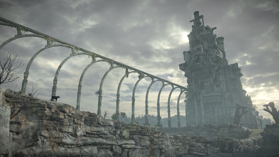 Shadow of the Colossus bygges opp fra grunnen for PlayStation 4