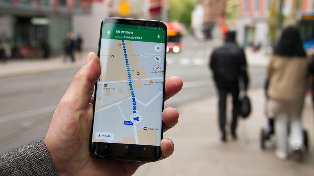 Galaxy S8 fra Samsung er en av kun syv telefonmodeller som støtter Galileo. Det gir høyere nøyaktighet. Spesielt i trange bygater skal Galileo være bedre enn GPS og Glonass.