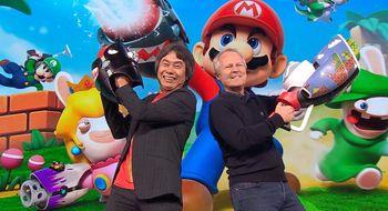 Vi fikk se et nytt Nintendo på E3 i år