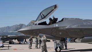 US Air Force åpner opp: Oksygenmangel har vært et problem i F-35 i mange år