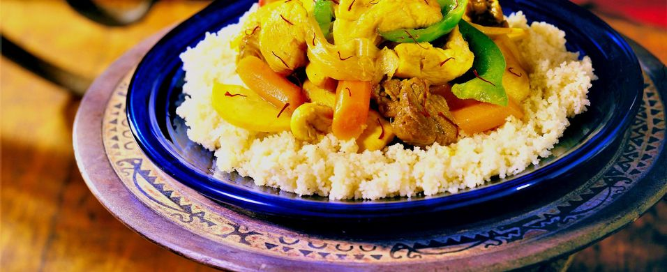 Couscous Marrakesh