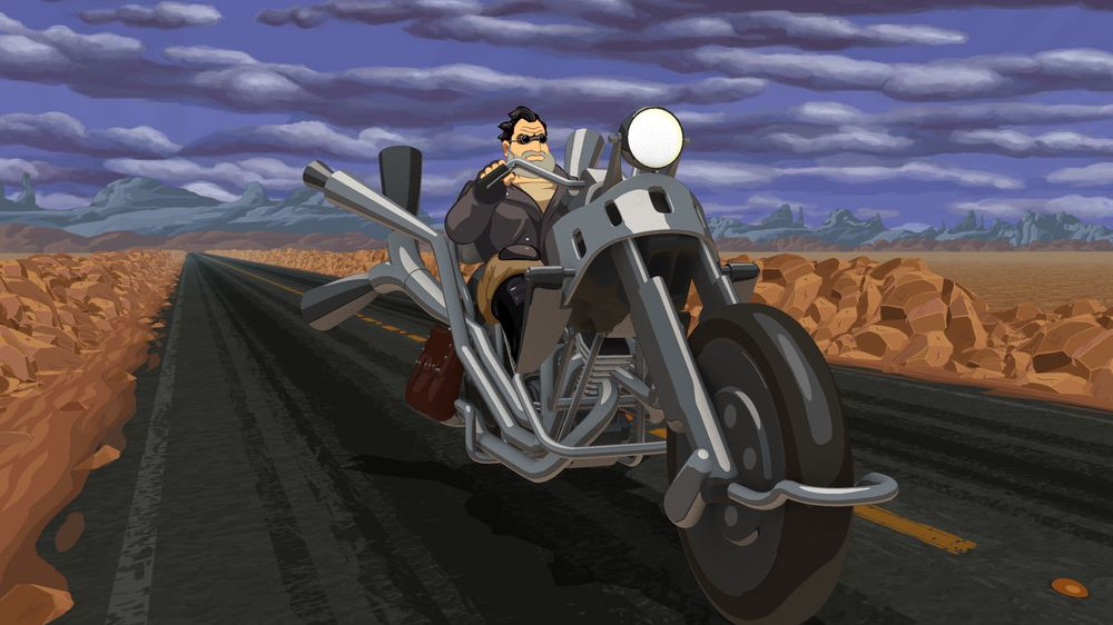 ANMELDELSE: Full Throttle Remastered