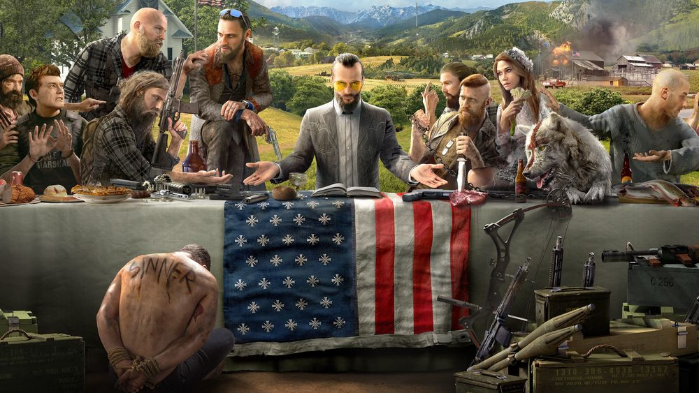 SNIKTITT: Far Cry 5