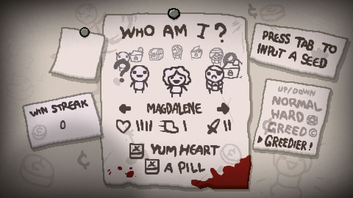 The Binding of Isaaac: Afterbirth+