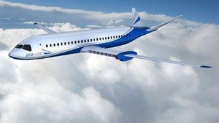 Ny elektrisk flyprodusent vil ta opp kampen med Boeing og Airbus