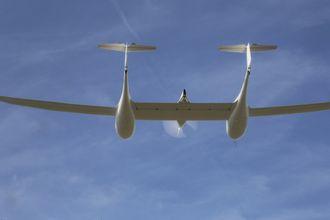 Airborne med hydrogen