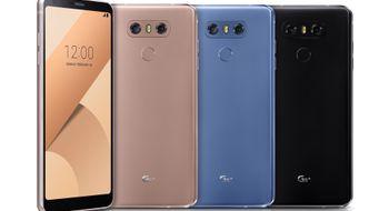 LG lanserer <strong>G6 Plus</strong> som byr på en rekke forbedringer