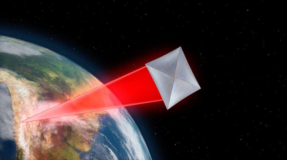 Breakthrough Starshot er et romfartøy i miniatyr som kan nå andre solsystemer på noen få tiår.