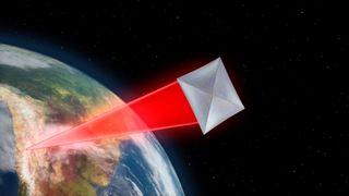 Norsk teknologi kan bidra til at vi besøker andre solsystemer