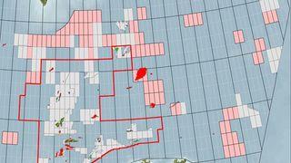 Massiv utlysning av nye blokker i Barentshavet