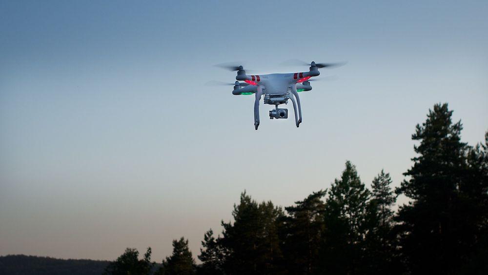 Nå skal også EU få sitt eget regelverk for droner.