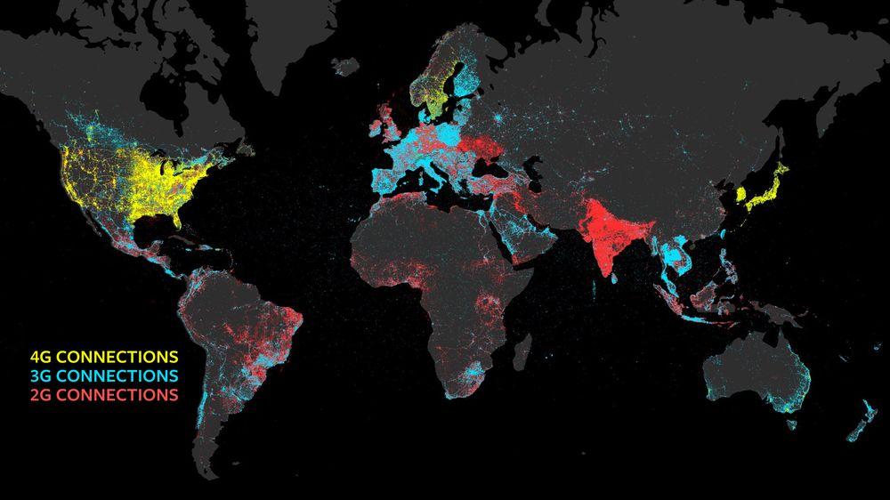 ced73a0f Bildet viser nettdekningen per februar 2016, ifølge Facebook. Det er denne  dekningen selskapet vil
