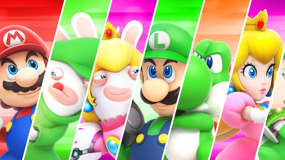 SNIKTITT: Mario + Rabbids Kingdom Battle