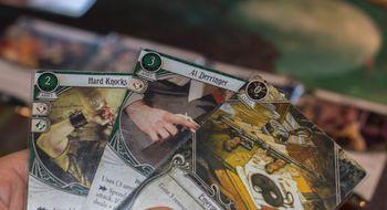 Test: Arkham Horror: The Card Game