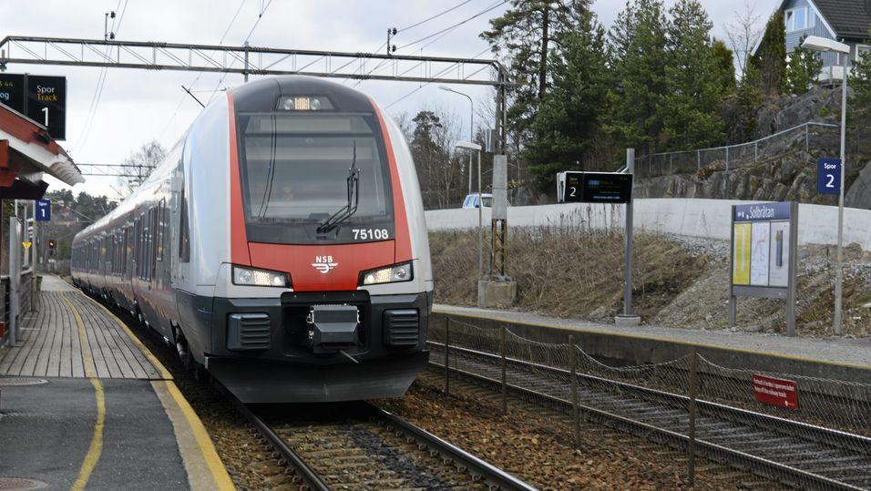 togtrafikk sommeren 2017