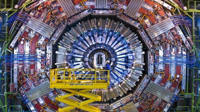 Large Hadron Collider (LHC).