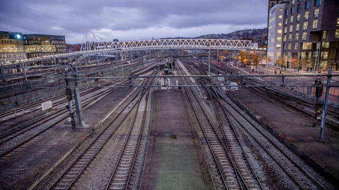 Lørdag stopper mange av Oslo-togene for sommeren. Dette er årsaken