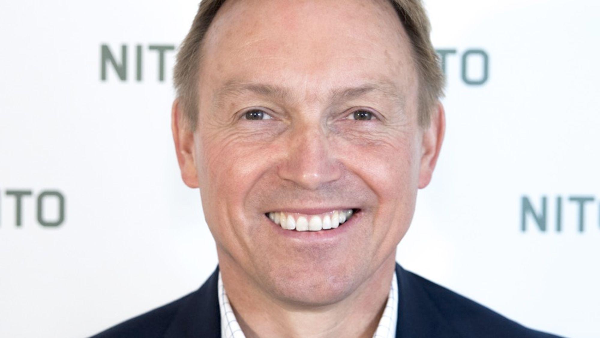 Nitos generalsekretær Steinar Sørlie tar med rulleskøytene og Google Maps på sommerferie.