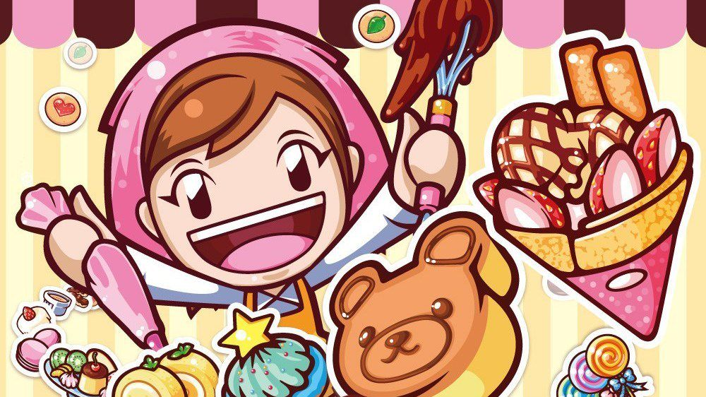 ANMELDELSE: Cooking Mama: Sweet Shop