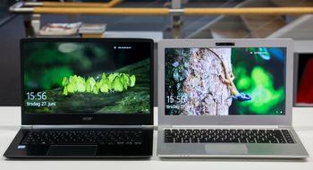 Multicom Talisa U831 møter Acer Swift 5