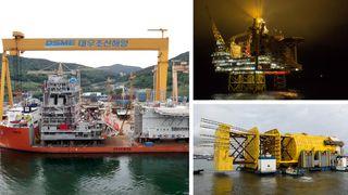 Statoil skal ha betalt hemmelige milliarder til koreanske verft for å få jobben gjort som avtalt