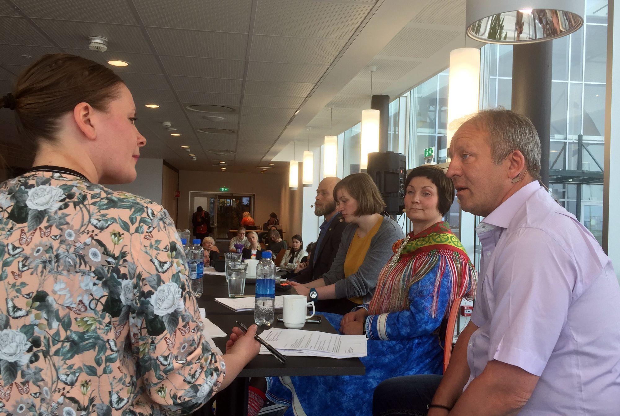 Hvem definerer nord? | Nordnorsk Debatt