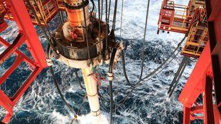 – Barentshavet innfrir. Funn på første forsøk