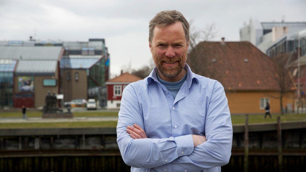 - NTNU utdanner mange dyktige it-folk, men mange er ikke klar over at det finnes spennende arbeidsplasser med internasjonale ambisjoner i Trondheim, sierGunnar Nordseth, direktør i Signicat.