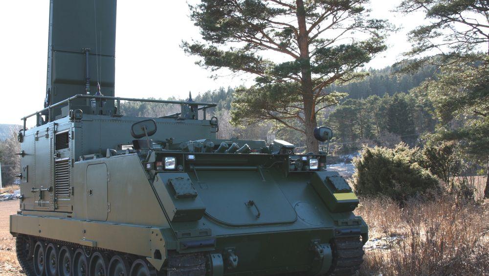 Prototyp på en kommende norsk Arthur.