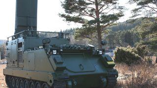 Den norsk-svenske teknologien vokter grensa mot skudd fra Nord-Korea