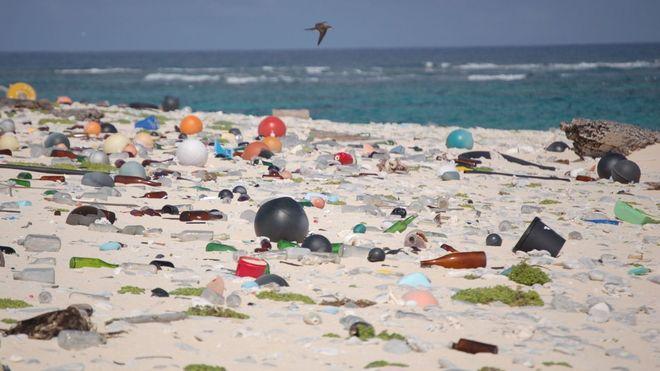 – Min datter liker ikke å finne plastemballasje som flyter opp på stranda og så lese «Unilever» på den