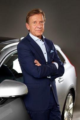 Volvo Cars-sjefen Håkan Samuelsson forsikrer at de har planer om å innfri de store elbilambisjonene sine.