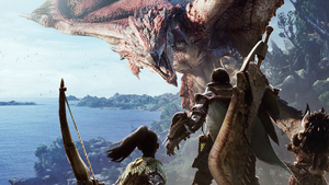 Se 20 minutter fra Monster Hunter: World