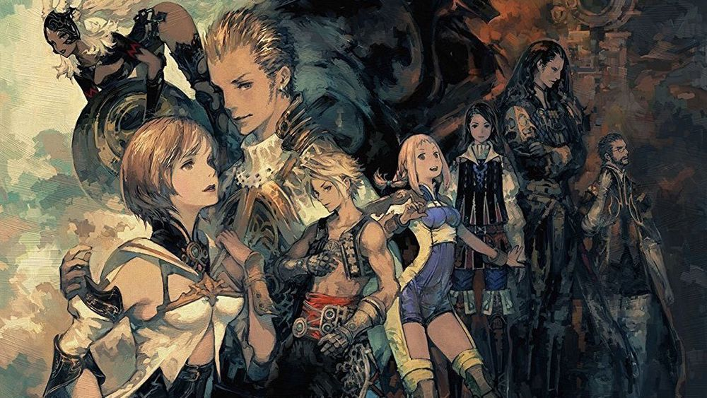 ANMELDELSE: Final Fantasy XII: The Zodiac Age