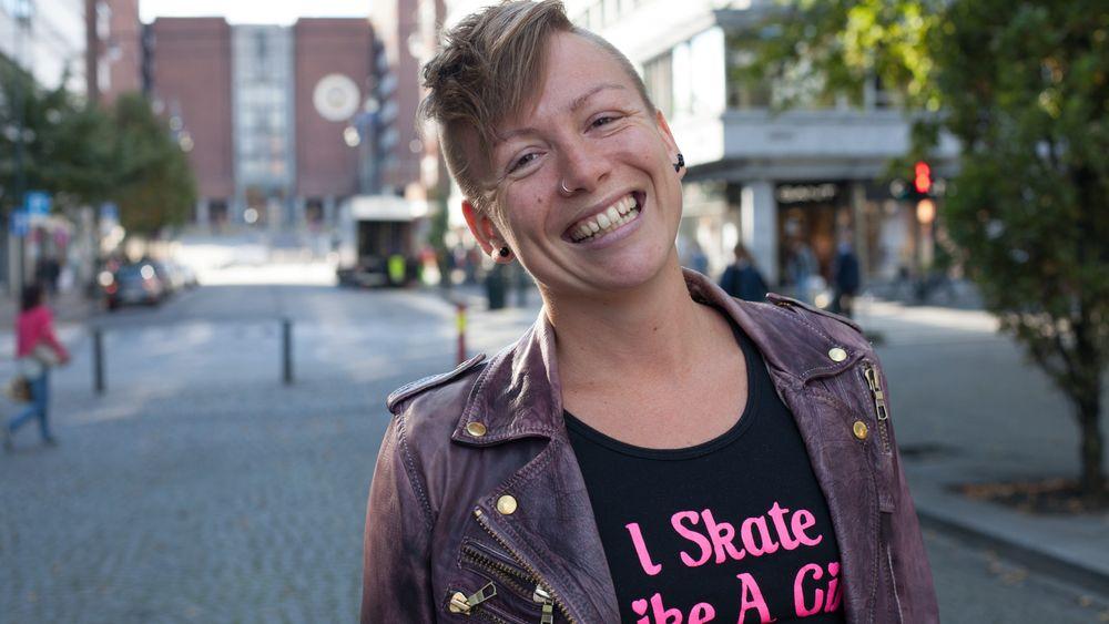 Den norske Iris Ai-gründeren Anita Schjøll Brede.