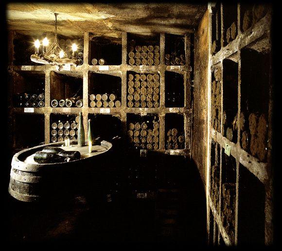 Beviset på at St. Urbans-Hofs viner er lagringsdyktige.