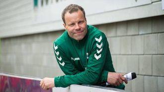 ALLSIDIG TILBOD: Det er viktig, meiner Per Inge Bale, leiar i friidrettsgruppa til Jotun IL.